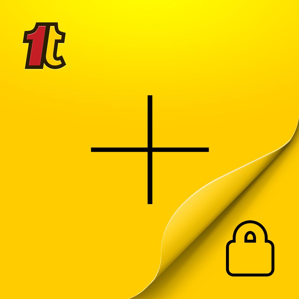 1TapNote - Notas directamente en la Pantalla de Inicio por 1Tapps